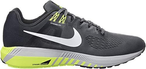Nike Men's Air Zoom Structure 21, Blue Jay/Glacier
