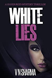 White Lies by V.N. Sharma ebook deal