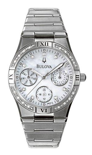 Bulova Women's 96R104 Windemere Watch - 41NpBNrDZvL - Bulova Women's 96R104 Windemere Watch