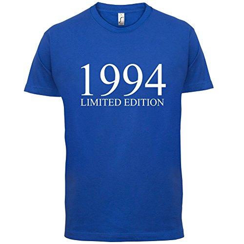1994 Limierte Auflage / Limited Edition - 23. Geburtstag - Herren T-Shirt - Royalblau - XXL
