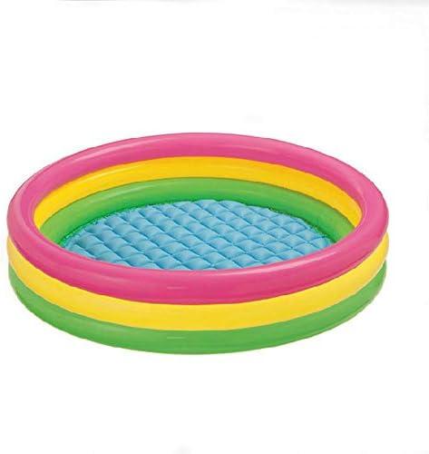 MPLMM Juego De Mesa Centro De Bebé Piscina para Niños Océano Ball Pool 114 * 25 Cm Apto para Niños Mayores De 3 Años De Jardín Al Aire Libre del Patio Trasero