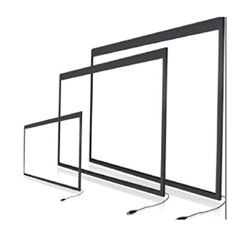 gowe 69 5 u0026quot  large ir touch screens 2 points multi touch screens ir tv touch frame