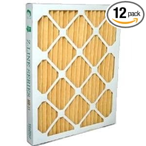e52537e4f39 Image Unavailable. Image not available for. Color  14x14x1 Merv 11 Furnace  Filter (12 ...