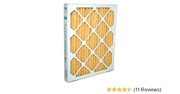 7312c9487d6 14x14x1 Merv 11 Furnace Filter (12 Pack) - Replacement Furnace Filters -  Amazon.com