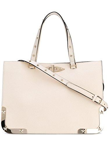 Red Valentino Borsa Shopping Donna NQ2B0690DNOA03 Pelle Beige