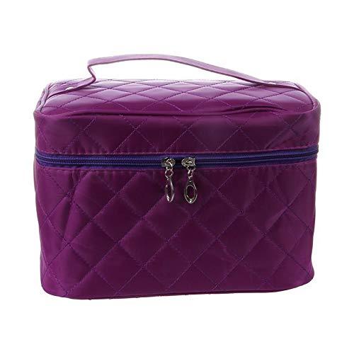 Toiletry Bags,Portable Travel Cosmetic Bag Large Capacity Waterproof Multif G7A9