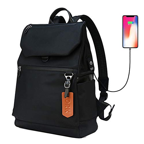 casual backpack lightweight water resistant