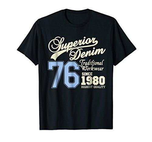 Superior Denim traditional workwear since 1980 highest quali