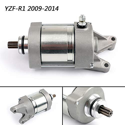 Artudatech Starter Motor Engine Starting 14B-81890-00 For Yamaha YZF R1 R1 2009-2014 2012