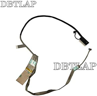 DBTLAP Compatible for Lenovo IdeaPad Z710 Z710a G710 Series LCD Cable 1422-01RE000 FRU 90204155