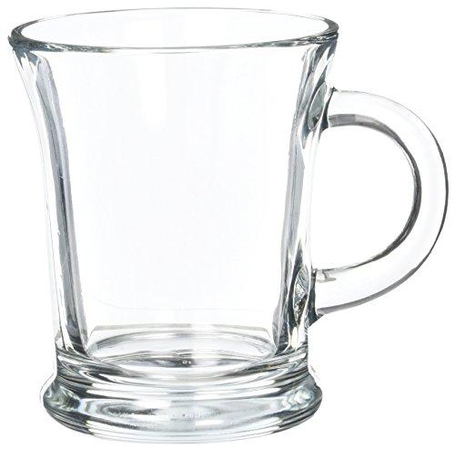 16 oz.Kona Glass Coffee Mug by Libbey