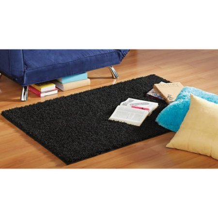 Your Zone Solid Shag Rug (3' x 4'8