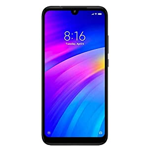 Redmi 7 (Eclipse Black, 3GB RAM, 32GB Storage)