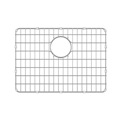 - Kraus BG2317 Stainless Steel Bottom Grid for KD1US25B Kitchen Sink, 20.8