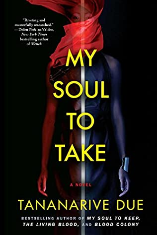 book cover of My Soul to Take