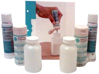 Martha Stewart Crafts Spray Paint System, PROMO774