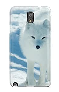 For Galaxy Note 3 Tpu Phone Case Cover(arctic Foxes )