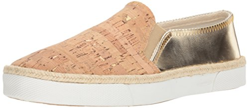 Cork Tucker Natural Gold para Tenis Rogers Jack Mujer ZFHcSwP1Zq