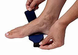 NatraCure Plantar Fasciitis Wraps (1 Pair) - 1291-S CAT 2PK Arch Supports (Small/Medium)…
