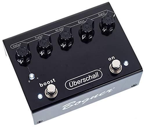 [해외]Bogner ◆ Uberschall BoostDistortion pedal 미국제 ◆ 부스터 + 디 스토 션 기타 이펙터 『 병행 수입품이 』 / Bogner ◆ Uberschall Boost  Distortion pedal Made in USA ◆ Booster + Distortion Guitar Effector \\