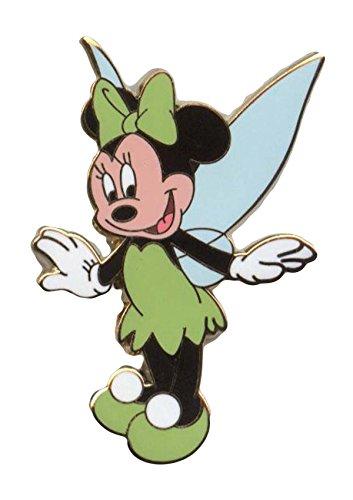 Disney Princess Minnie Mouse As Tinker Bell Pin # 24432 -