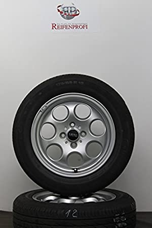 Original Mini Clubman R52 R53 R56 R57 R58 R59 1512458 Summer Wheels