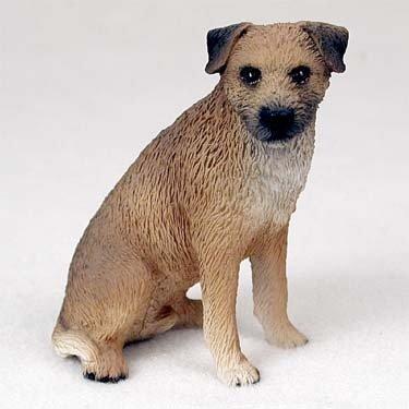 Conversation Concepts Border Terrier Standard (Border Terrier Figurine)
