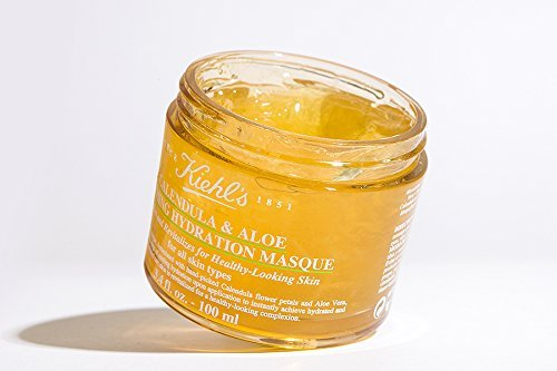 Soothing Kiehls Gel Masque (Calendula & Aloe Soothing Hydration Mask 100 ml.)