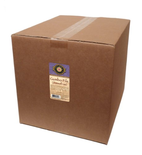 400 File (Spice Appeal Gumbo File, 400-Ounce Box)