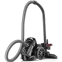 Black & Decker 1480W Bagless MultiCyclonic Canister Vacuum Cleaner, Black - VM1480-B5