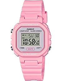 Reloj Casio Digital Core para Mujer, pulsera de Piel