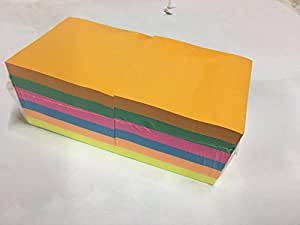 Sticky Note Pads 3X3 12 Pads 100sheets/pad Multiple Colors Quality Sticky Notes