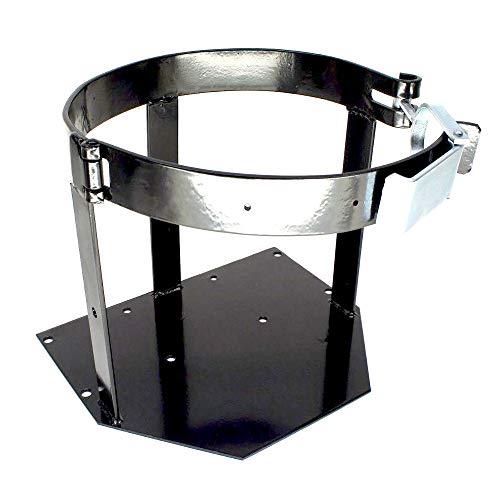 dual propane tank holder - 6