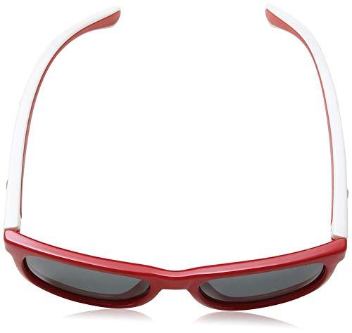 Rojo White PLD 8012 soleil Pz Coral Grey de Lunettes S q6vOTcaOw