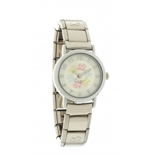 De Reloj Analógico Correa Chipie Con Cuarzo Para 5206010 Niña bvfymIY76g
