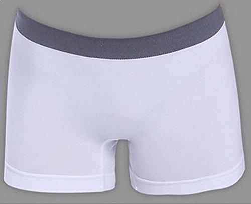 Vovotrade® Pantaloncini di cinturino palestra Bianco Yoga allenamento Sport Skinny Donne Pantaloni rpw0fqrSB