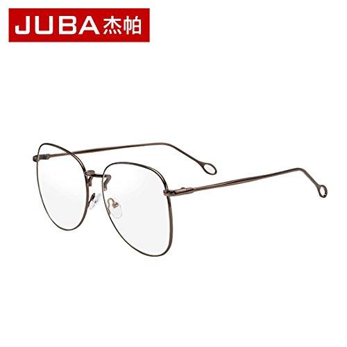 marco ojos gafas Bronze grado azul gafas los dorado 28700 28701 equipo fotograma móvil femenino plano Frame marea KOMNY rose masculino radiación OqBYaa