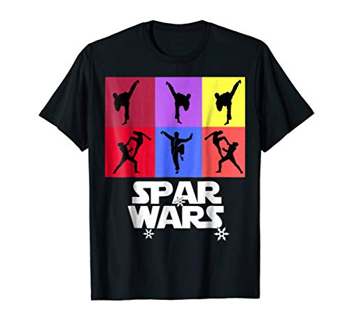 Spar Wars - Kick Boxing, Taekwondo MMA Karate