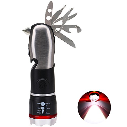 Multi Light Led Flashlight in US - 7