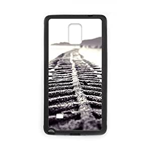Chevrolet Through The Traces Pace Memories Samsung Galaxy note 4 Case Cover (Laser Technology)