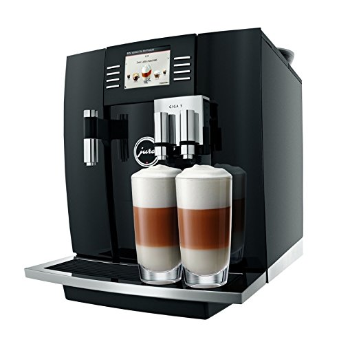 Jura 15066 Automatic Coffee Machine Giga 5, Piano Black by Jura (Image #5)