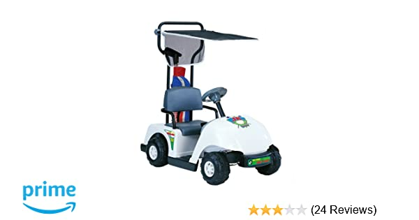 Amazon.com  Kid Motorz Junior 6V Pro Golf Cart Ride-On 3f520caf0