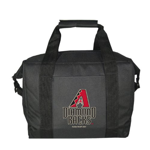 MLB Arizona Diamondbacks Soft Sided 12-Pack Cooler Bag
