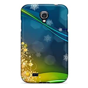 KbFDYBZ6960qIQBS SWHske Golden Tree So Bright Feeling Galaxy S4 On Your Style Birthday Gift Cover Case