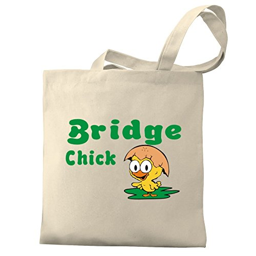 Canvas chick Bridge Bridge Tote Eddany Tote Bag chick Canvas Eddany qnRxwZ7YYt