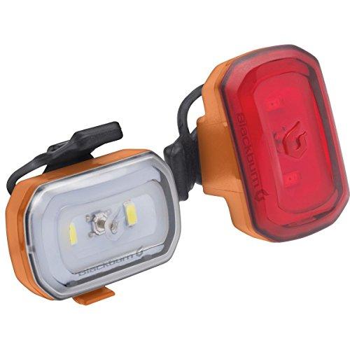 Blackburn Click USB Light Combo Orange, One Size