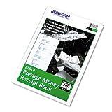 Rediform® Prestige™ Carbonless Money Receipt Book BOOK,RCPT,MONEY,TRP200/ST (Pack of4)