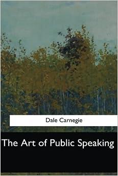 Book The Art of Public Speaking