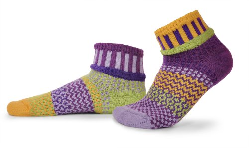 Solmate Socks Mismatched Womens Recycled