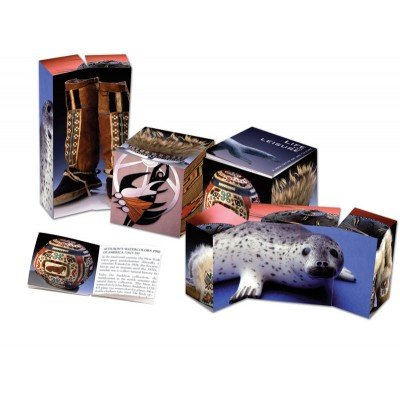 Made in Museum® Art Cube Puzzles - Alaskan Life & Leisure ()